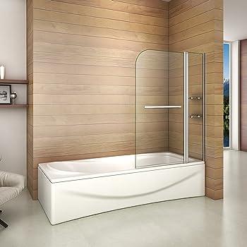 Angolare box doccia e cabina doccia con decoro 2 ripiani