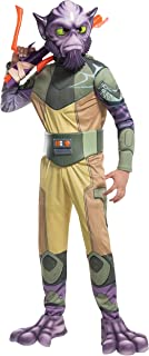Rubie's Star Wars Rebels Agent Kallus Child Costume Deluxe Zeb Small One Color