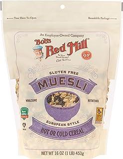 Bobs Red Mill Muesli Gluten Free - 453 g