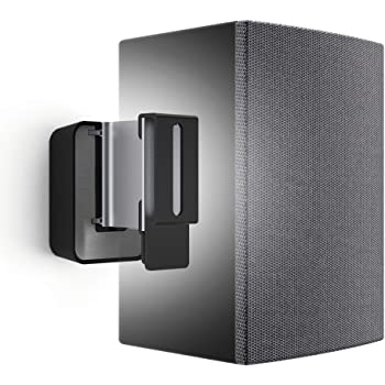 Vogels SOUND 3200 Negro, Soporte de pared para altavoces, Máx 5 Kg, Inclinable 30º y Giratorio 70º, También es adecuado para Denon Home 150 (1x): Amazon.es: Informática