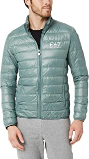 Ea7 emporio armani Men's Small Logo Down Jacket