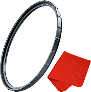 67mm X2 UV Filter for Camera Lenses - UV Protection Photography Filter with Lens Cloth - MRC8, Nanotec Coatings, Ultra-Slim, Traction Frame, Weather-Sealed by Breakthrough Photography