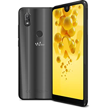 Wiko View 2 - Smartphone 32GB, 3GB RAM, Dual Sim, Anthracite Black: Amazon.es: Electrónica