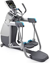 Precor AMT 835 Commercial Series Adaptive Motion Trainer with Open Stride Technology (Renewed)