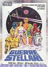 2017 Topps Star Wars 40th Anniversary Trading Card #110 Italian Star Wars Poster