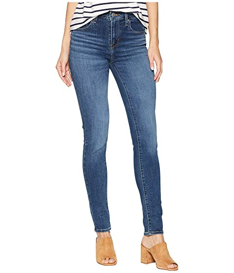 2fe63dda835de Levi s® Womens 721 High Rise Skinny at Zappos.com