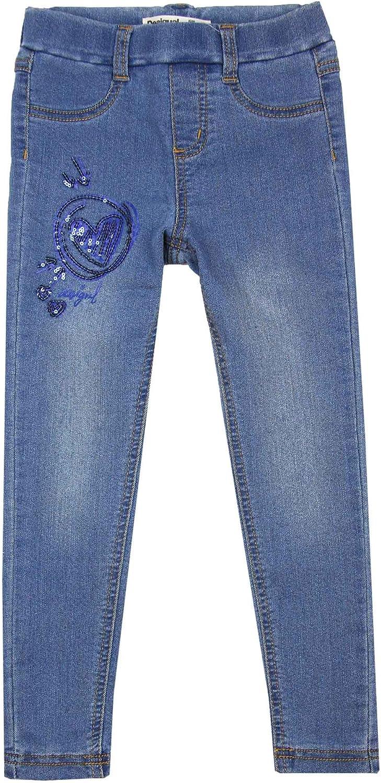 Desigual Ranking TOP15 Over item handling ☆ Girls' Denim Pants Guayaba in Sizes 5-14 Blue