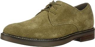 حذاء اوكسفورد بولسون رجالي سادة من كلاركس