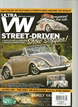 ULTRA V W UK MAGAZINE JUNE 2017. #166 THE ONLY Fits VW MAGAZINE YOU'LL EVER NEED!
