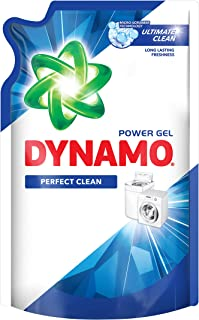 Dynamo Power Gel Laundry Detergent Refill, 1.6kg