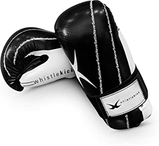 whistlekick Pursuit Semi-Contact Martial Arts Sparring Gear Gloves with Warranty