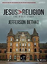 Jesus is Greater Than Religion (DVD Leader Kit)
