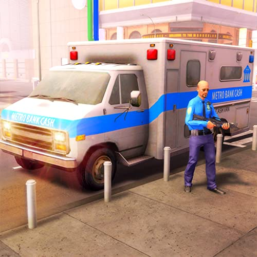 Real Bank Cash Truck Driver Game 3D: USA Truck Driver Simulator