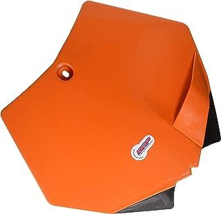 Polisport (8664400001) Orange KTM Front Number Plate