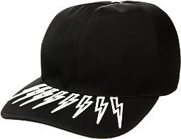Fairisle Thunderbolt Cap