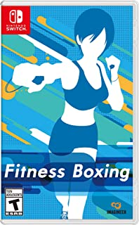 Fitness Boxing 2 for Nintendo Switch