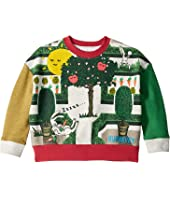 Burberry Kids - Maze Sweater (Little Kids/Big Kids)