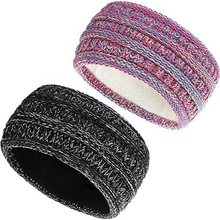 Wollhuhn ÖKO Mädchen BIG STARS Haarband//Stirnband Grau//Rosa 20190013 Ökostoffe
