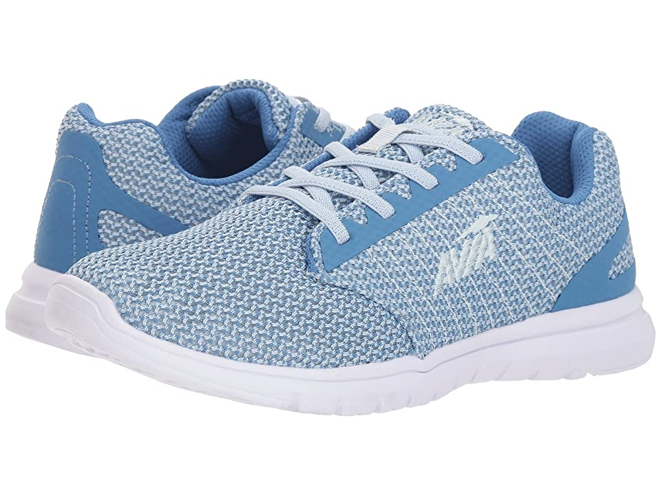 Avia Avi-Solstice (Chiffon Blue/White) Women