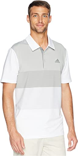 Ultimate  Color Block Polo