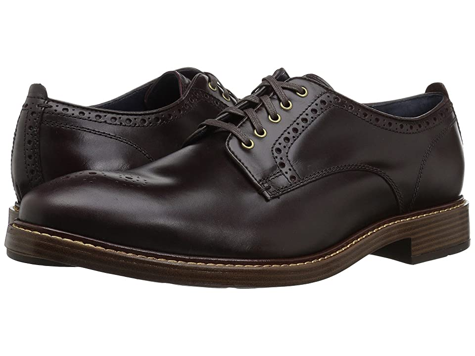 Cole Haan Kennedy Grand MDL Ox II (Mahogany) Men