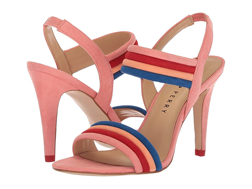 Katy Perry The Alexxia (Pop Pink Microsuede) Women