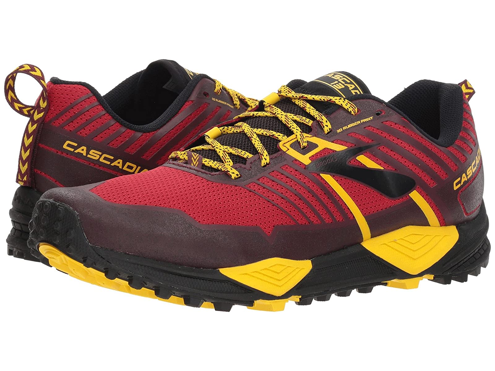 Brooks Cascadia 13Atmospheric grades have affordable shoes