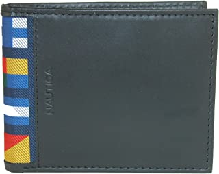 Nautica  Mens Wallet, Card Case & Money Organizer