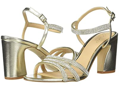 Jewel Badgley Mischka Brighton (Light Gold) Women
