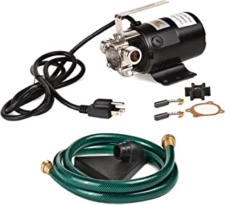 Trupow 1/10HP 330GPH 115-Volt Mini Portable Electric Utility Sump Transfer Water Pump..