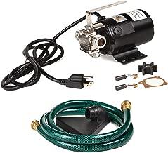 Trupow 1/10HP 330GPH 115-Volt Mini Portable Electric Utility Sump Transfer Water Pump..