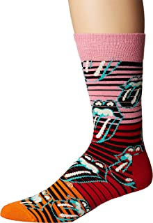 Happy Socks Men's Rolling Stones Ruby Tuesday Socks