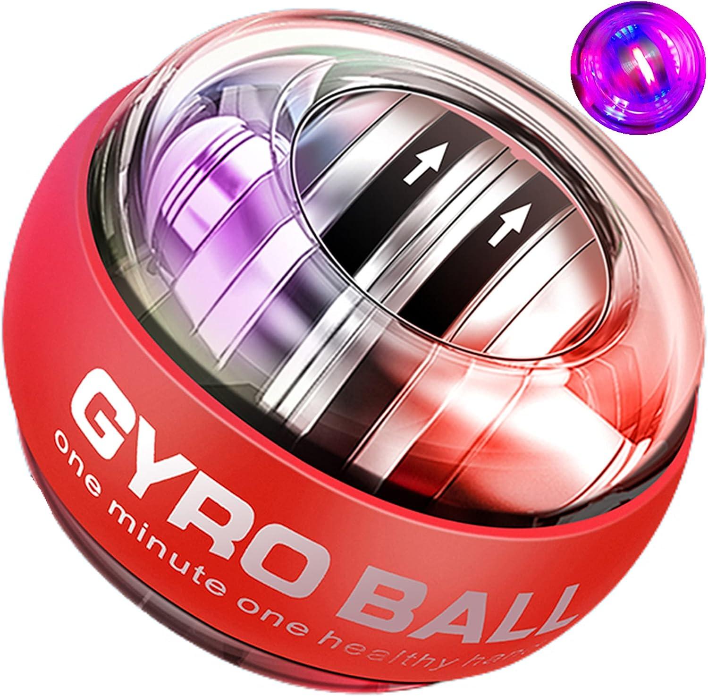 MOFOPAKOO Gyro Albuquerque Mall Ball Wrist Power Gyros Auto-Start Beauty products Exerciser