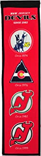 new jersey devils heritage banner