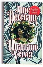 By jude Deveraux - Highland Velvet (1982-08-30) [Paperback]