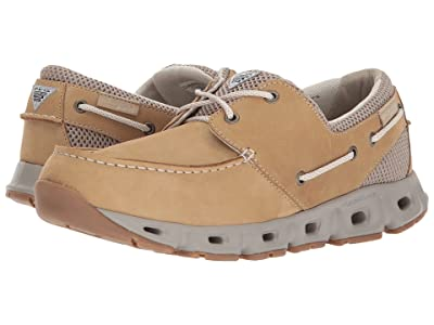 Columbia Boatdrainer III PFG (British Tan/Fawn) Men