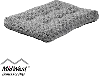 MidWest Homes for Pets Deluxe Super Plush Pet Beds, Machine Wash & Dryer Friendly,..