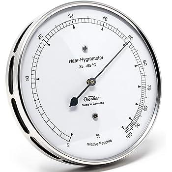 Fischer 111.01 Haar-Hygrometer, Manufaktur aus Deutschland