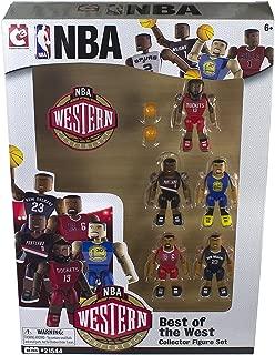 The Bridge Direct NBA Figure 5 Best of West Pack