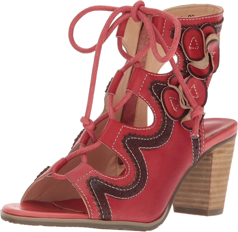 L'Artiste by Spring Step Womens Alejandra-rd Dress Sandal