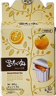 Kkoh Shaem Honey Citron Tea 韩国蜜糖柚子茶 - By Food People,