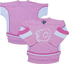 pink calgary flames jersey