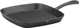 Cuisinart CIPS30-23 Cast Iron Grill Pan, 9.25