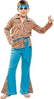 8975a179b Amazon.es: disfraces niños hippie
