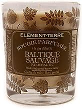 Świeca zapachowa, 200 g, 50 godzin, zapach bałtycki Sauvage
