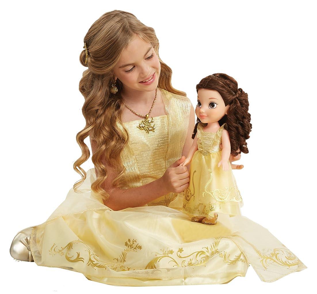 急行する悲劇骨折Disney(ディズニー) ベル 美女と野獣 人形 ドール フィギュア ボールルームドール