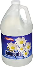 JAMES AUSTIN CO 52 Clear Ammonia Colorless Multi-Purpose Cleaner Liquid, 128 oz