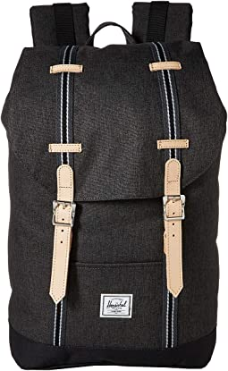 868a98bae2e Black Crosshatch Black. 6. Herschel Supply Co.