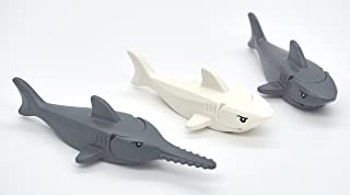 Best lego shark minifigure Reviews