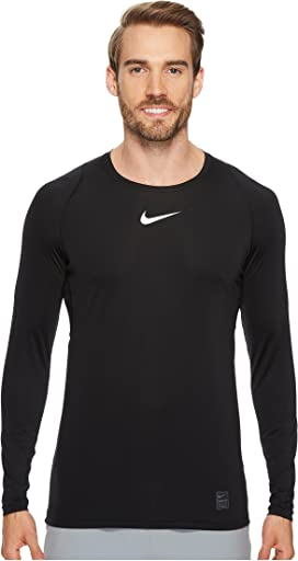 65f1906be Nike Pro Compression Long Sleeve Training Top at Zappos.com
